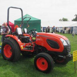 Kearsley Tractors at North Yorkshire County Show 2016