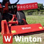 New Sales Franchise - Winton Machinery from Kearsley Tractors, North Yorkshire