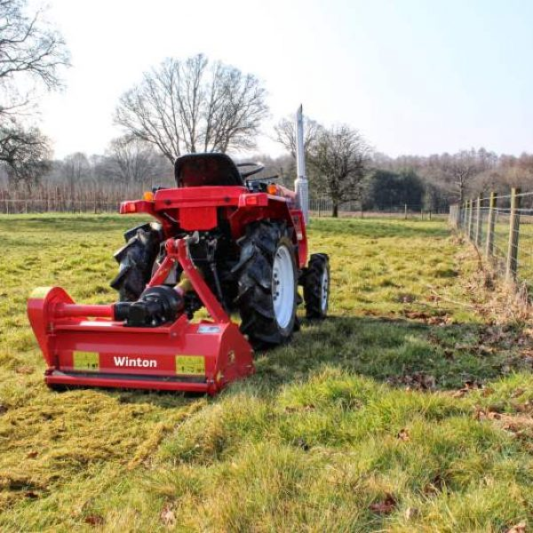 Winton WCF85 Compact Flail Mower for sale at Kearsley Tractors, North Yorkshire