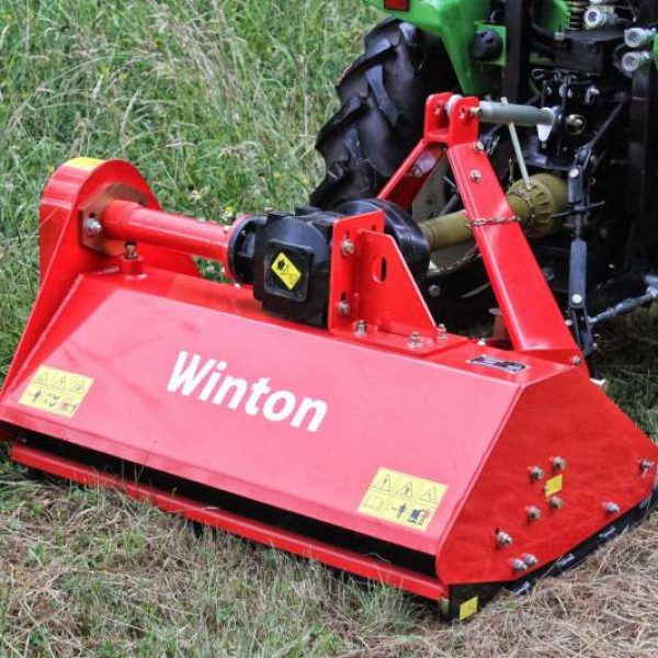 Winton WFL105 Flail Mower for sale at Kearsley Tractors, North Yorkshire.