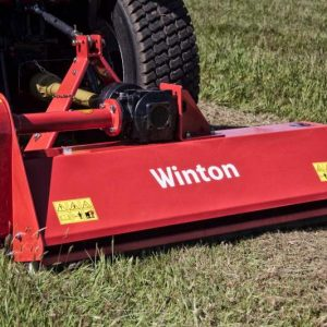 Winton WFL145 Flail Mower for sale at Kearsley Tractors, North Yorkshire