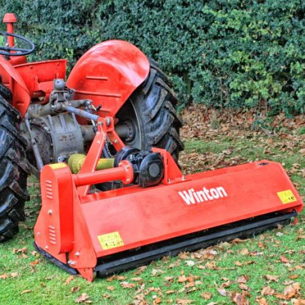 Winton WFL175 Flail Mower for sale at Kearsley Tractors, North Yorkshire