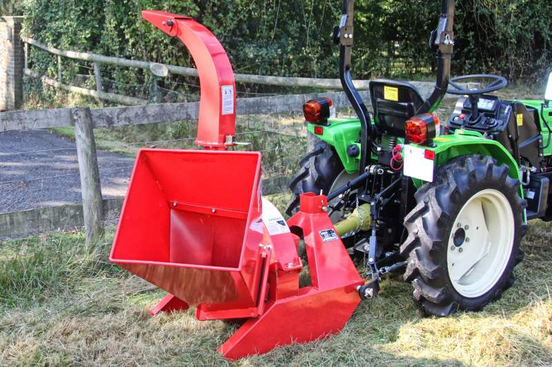 Winton WWC4 Woodchipper for sale at Kearsley Tractors, North Yorkshire.