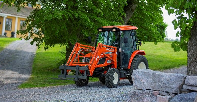 Kioti Compact Tractor Sales | Kearsley Tractors | North