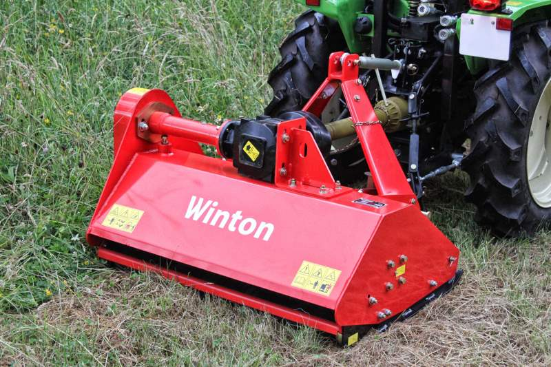 Winton WFL105 Flail Mower