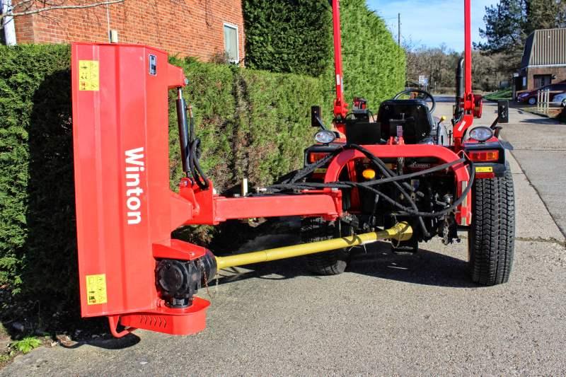 Winton WVF150 Verge Flail Mower