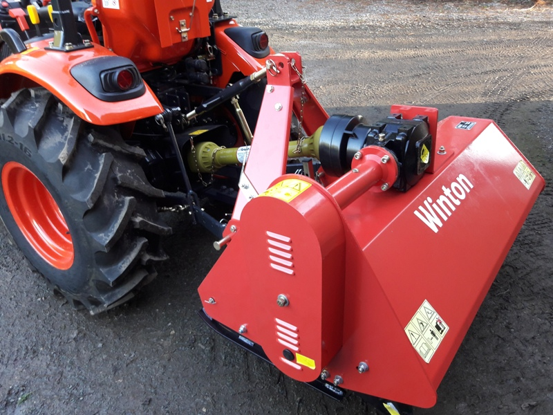 Winton WFL145 Heavy Duty Flail Mower